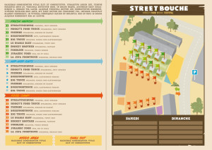 Plan implantation site street bouche
