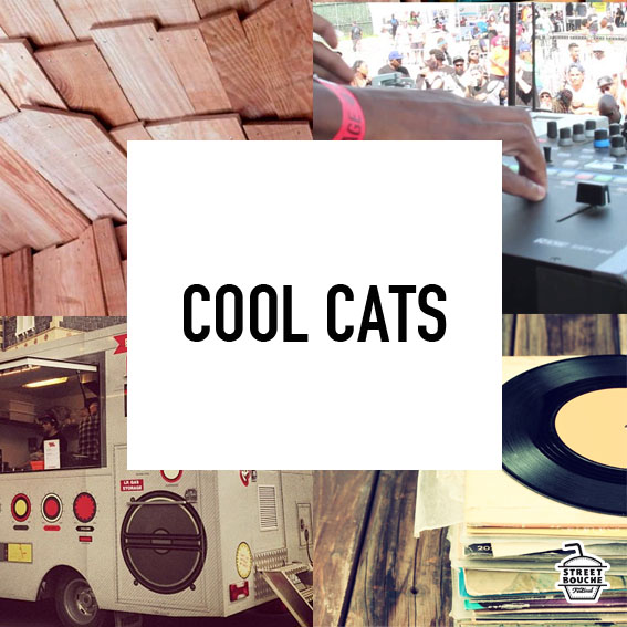 Cool Cats - Streetbouche Festival