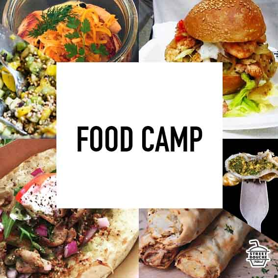 Food Camp - Streetbouche Festival