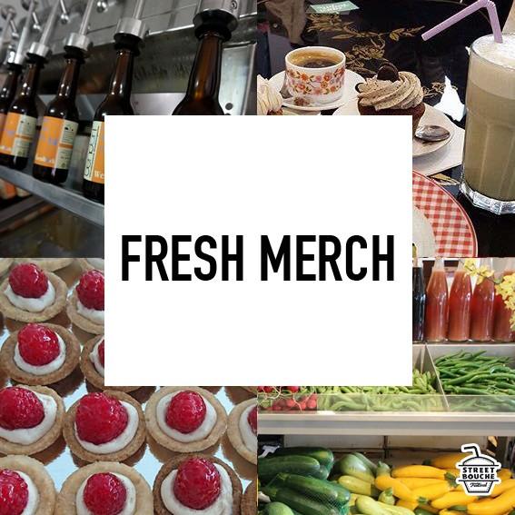 Fresh Merch - Streetbouche Festival