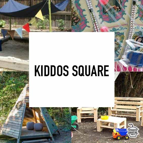 Kiddos Square - Street Bouche festival