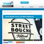 Presse Street Bouche Corner #1 Alsace 20 16 janvier 2017