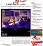 Presse Street Bouche Corner #1 L'Alsace 16 janvier 17