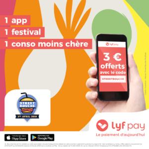 Offre Lyf Pay Street Bouche