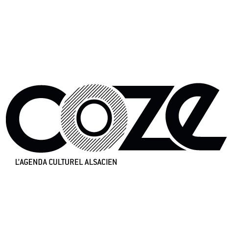 logo coze partenaire street bouche festival #3 2018