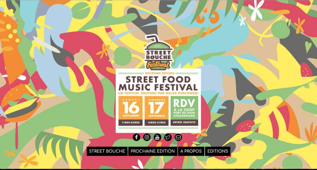 Street Bouche Festival #2017