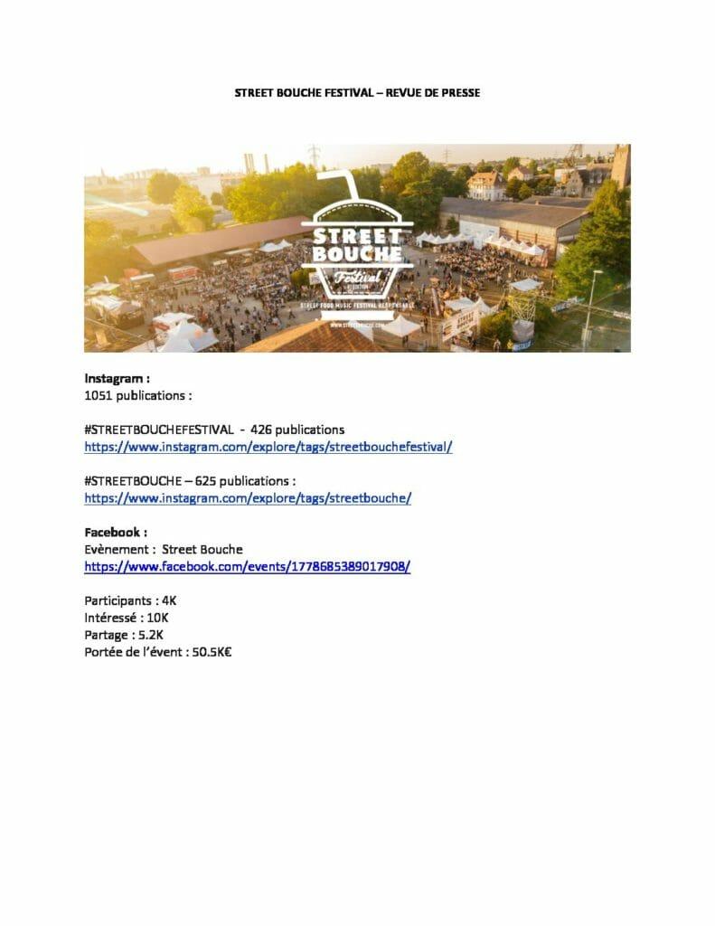 Revue de Presse Street Bouche Festival 1 2016 pdf 791x1024 - Revue de Presse Street Bouche Festival #1 2016