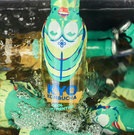 Street Bouche boisson KYO KOMBUCHA - À propos de Street Bouche