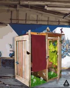 Bonne pratique eco responsable 2 toilette seches eco terre street bouche festival 3 240x300 - À propos de Street Bouche