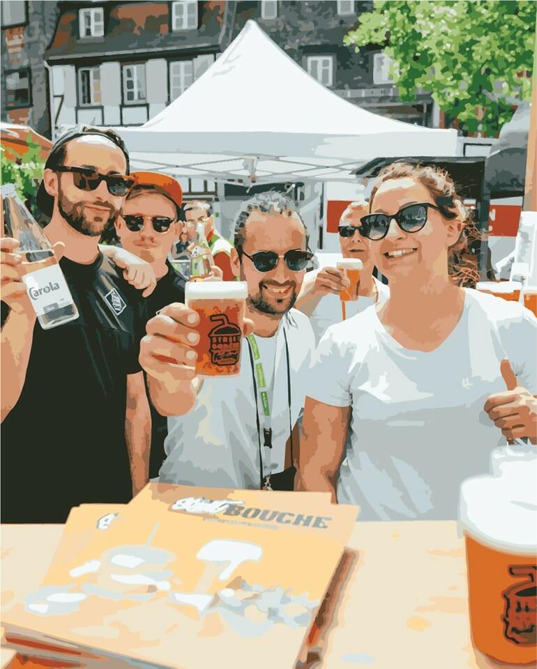 Bonne pratique ecologique 3 boisson gobelet street bouche festival 3 - Festival #3 - 2018