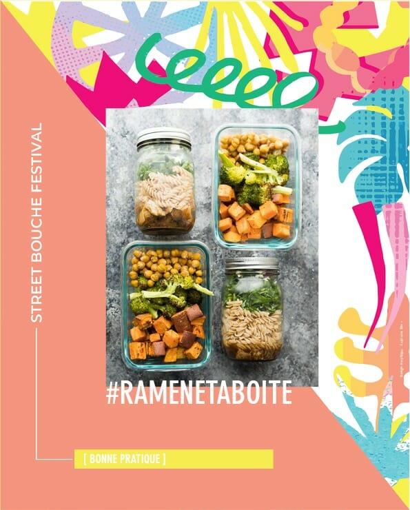 Ramene ta boite street bouche festival 3 2018 - Festival #3 - 2018