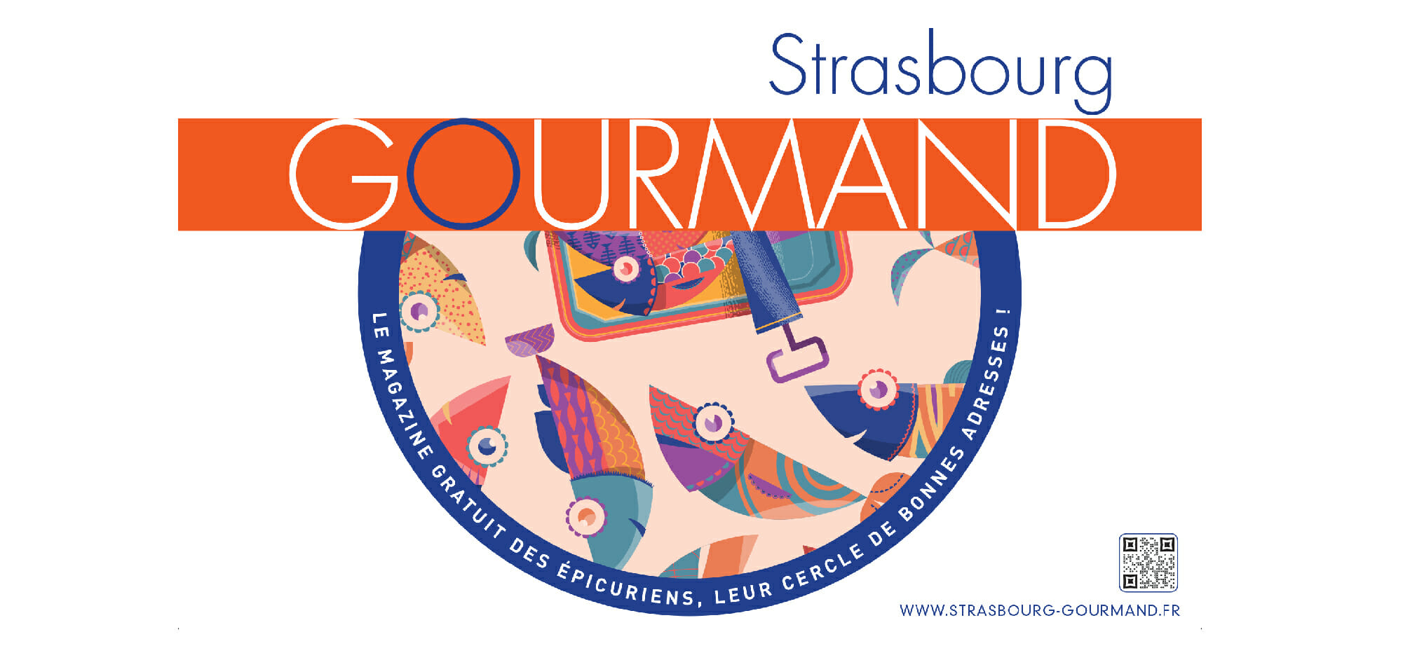 Strasbourg gourmand partenaire street bouche festival 3 septembre 2018 - Street Bouche