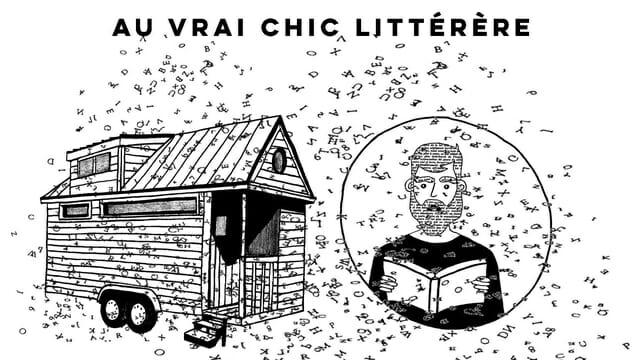 au vrai chic littérère animation street bouche festival 3 2018 - Festival #3 - 2018