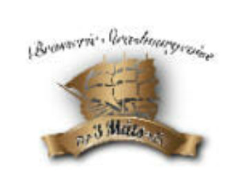 logo brasserie 3 mats partenaire street bouche festival #3 2018