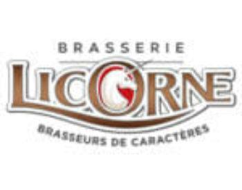 logo brasserie licorne partenaire street bouche festival #3 2018