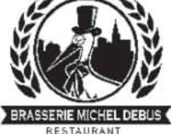logo brasserie michel debus partenaire street bouche festival #3 2018
