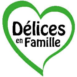 logo delices en famille stand street bouche festival 3 2018 - Festival #3 - 2018