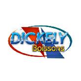 logo dickely boissons partenaire street bouche festival #3 2018