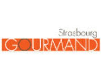 logo strasbourg gourmand partenaire street bouche festival #3 2018
