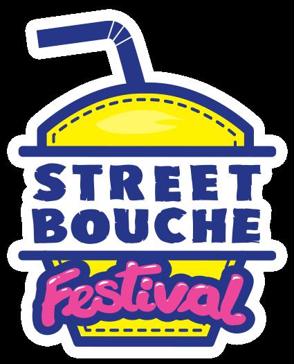 logo street bouche festival 3 2018