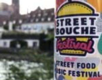 street bouche autocollant poteau strasbourg street food music festival