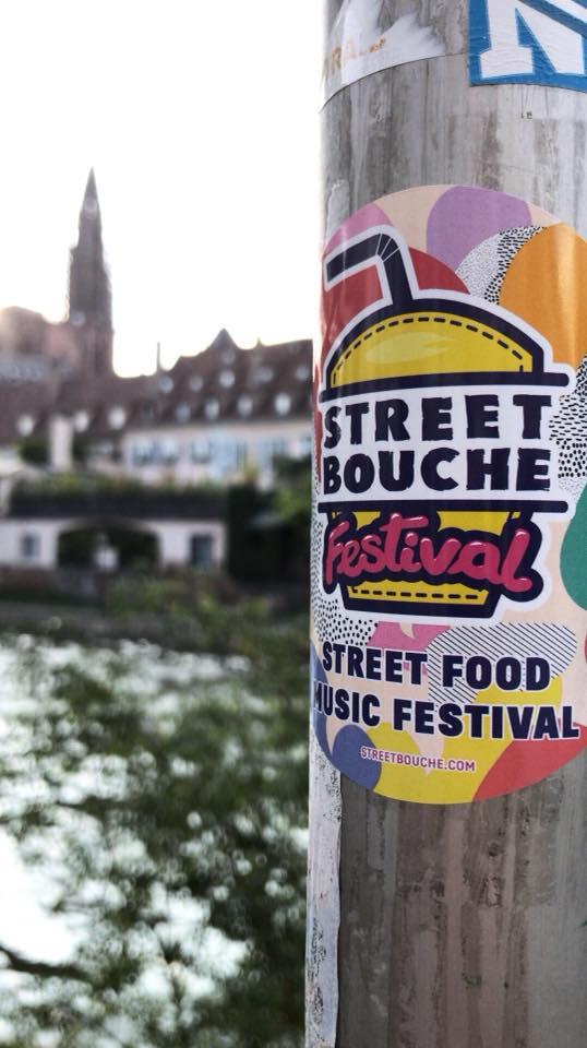 street bouche autocollant poteau strasbourg - À propos de Street Bouche
