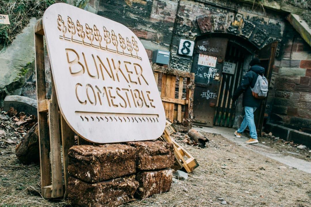 Le bunker comestible Street Bouche magazine3 - Le Bunker comestible