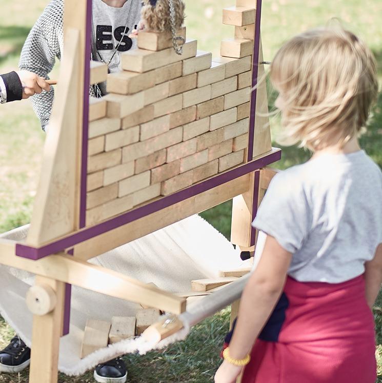 festival street bouche enfant jeux en bois - Festival #3 - 2018