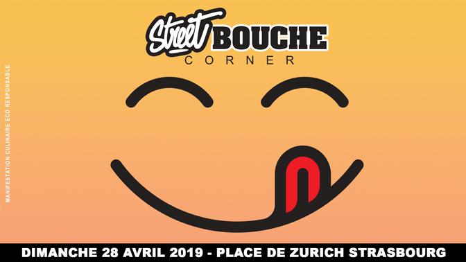 Street bouche corner strasbourg avril 2019 - Street Bouche