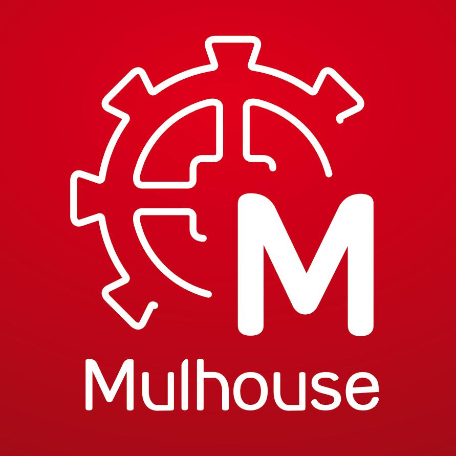 logo ville de Mulhouse partenaire street food festival corner - Street Bouche