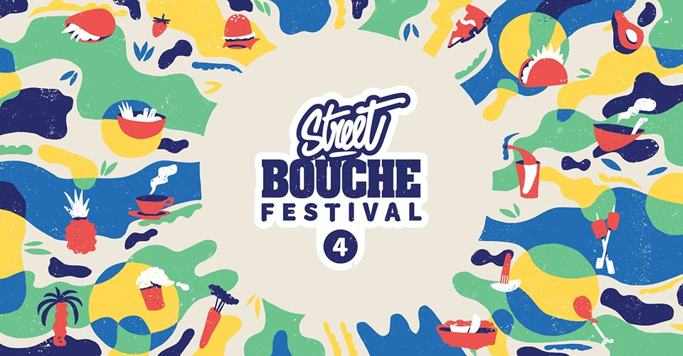 Street Bouche festival 4 2019 affiche street food music festival - Street Bouche