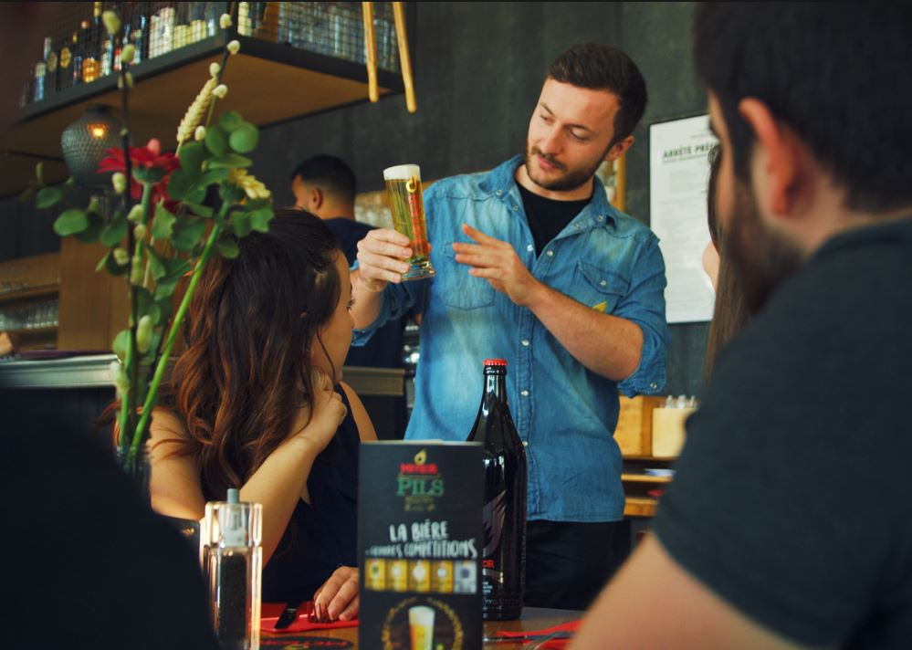 Atelier bierologie Street Bouche Festival Meteor 1 - Accords Mets et Bières