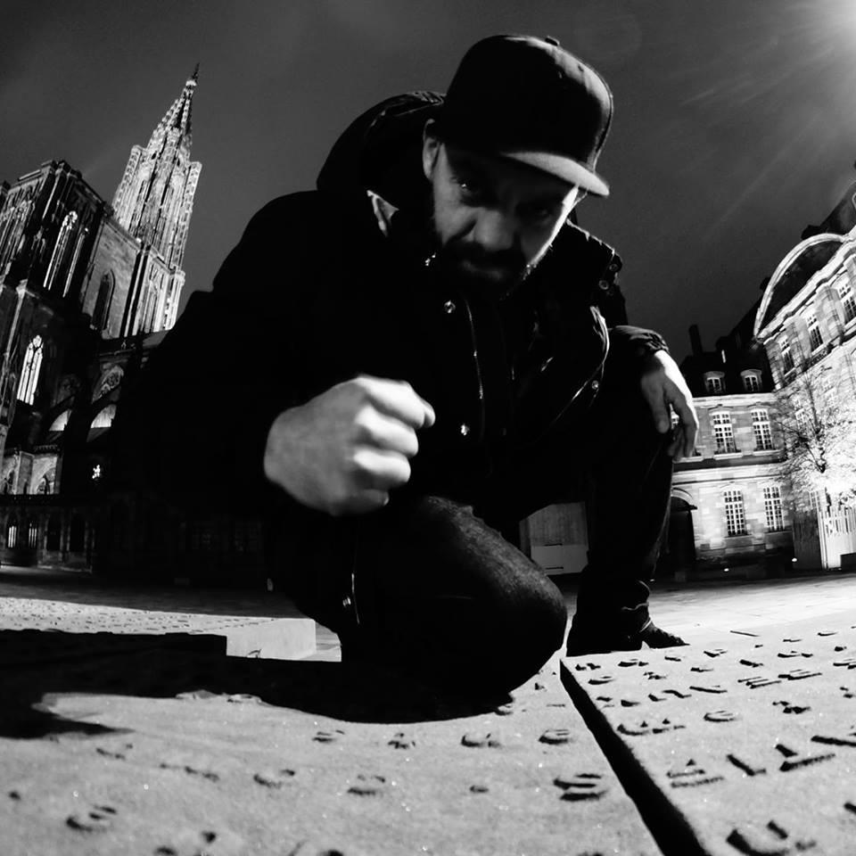 Dee Jay Nyouz street bouche festival DJ Musique Hip Hop - Festival #4 - 2019