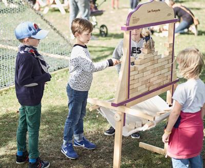 street bouche festival kiddo square espace jeux enfants - Festival #4 - 2019