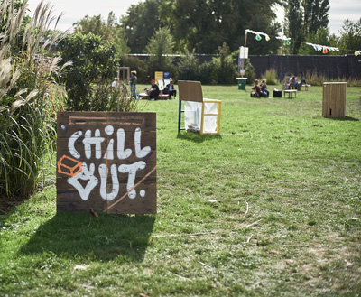 streetbouche festival chill out - Festival #4 - 21 & 22 septembre 2019