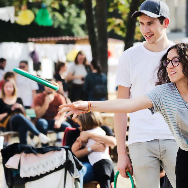 Street Bouche Festival 4 2019 chil out detente - Festival #4 - 2019