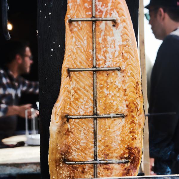 Street Bouche Festival 4 2019 saumon flamme - Festival #4 - 2019