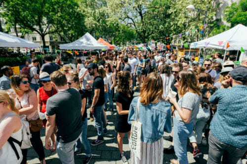 6 mai 2018 - Street Bouche Corner Krutenau #2